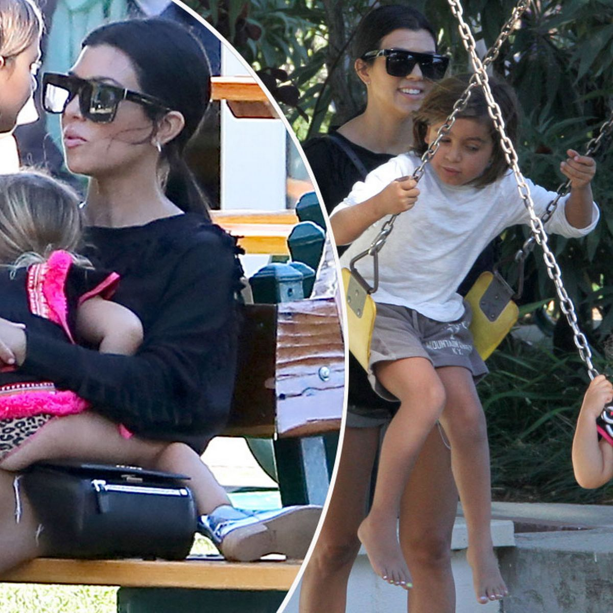 Are other Kardashians & Jenners Bad Influence on Kourtney Kardashian's Daughter Penelope?