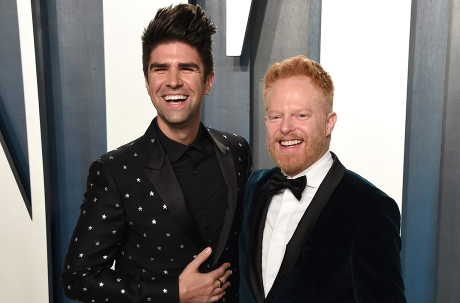 Jesse Tyler Ferguson 'Modern Family' star, Welcoming his first child with his Husband Justin Mikita