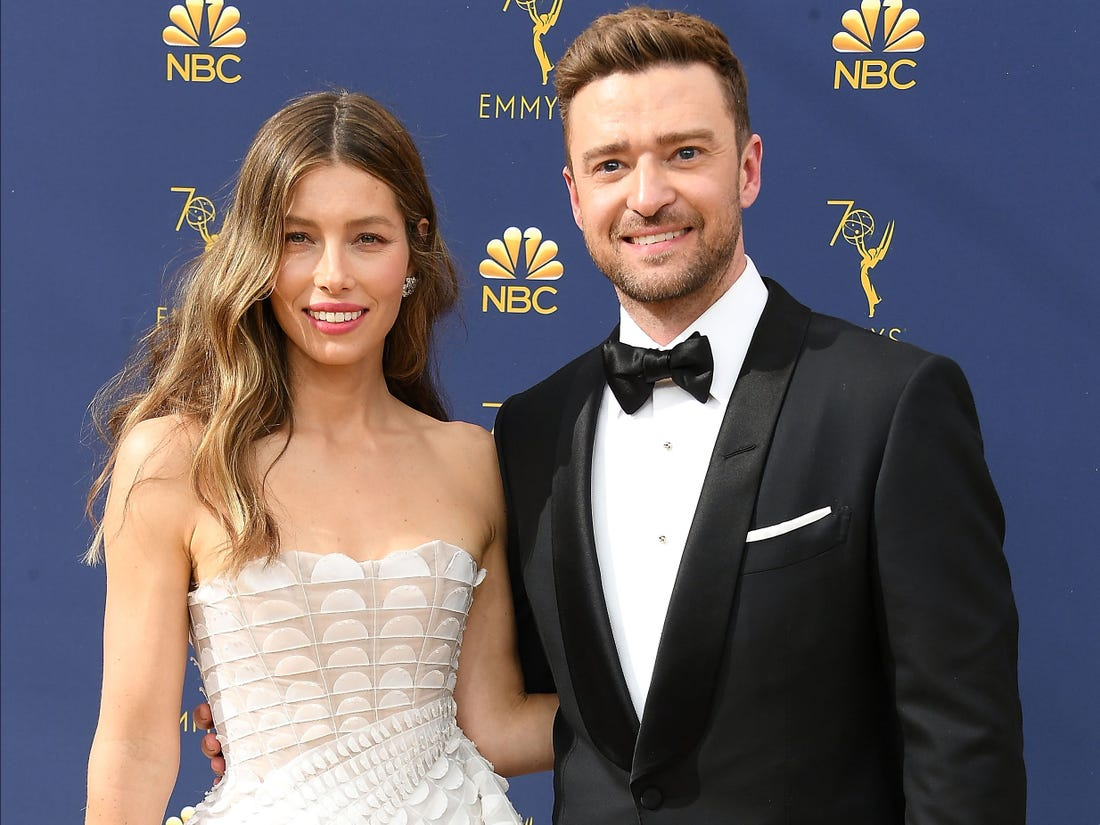 Justin Timberlake and Jessica Biel are having a Secret Baby