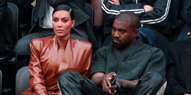 Kim Kardashian is concerned for her Husband's Behavior throughout the Presidential Bid