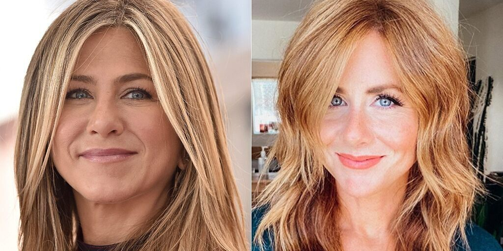 Netizens are Going Crazy-Is Jennifer Aniston has a Secret Twin?