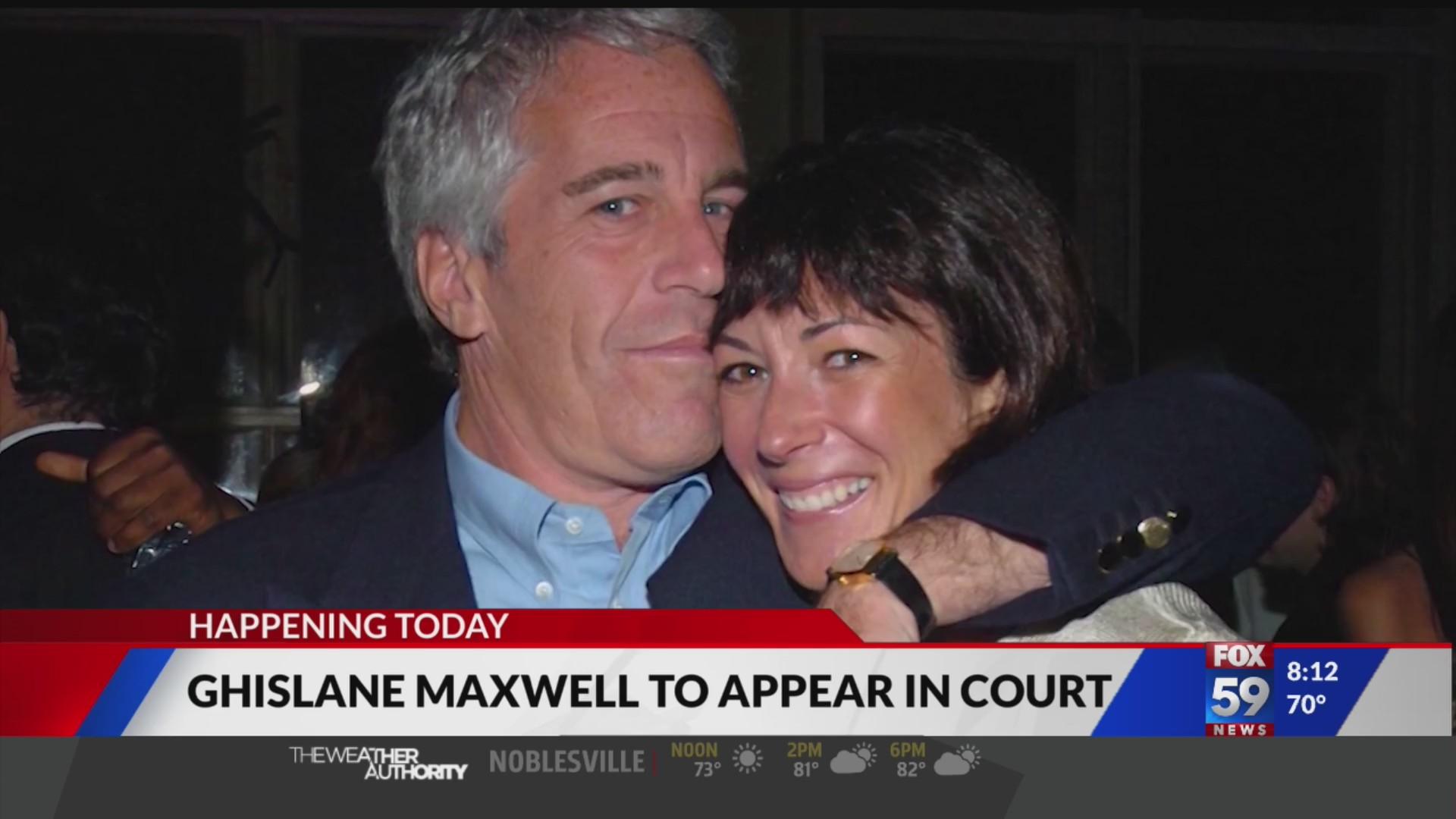 No Relief for Confidant of Sex Trafficker Jeffrey Epstein, Ghislaine Maxwell