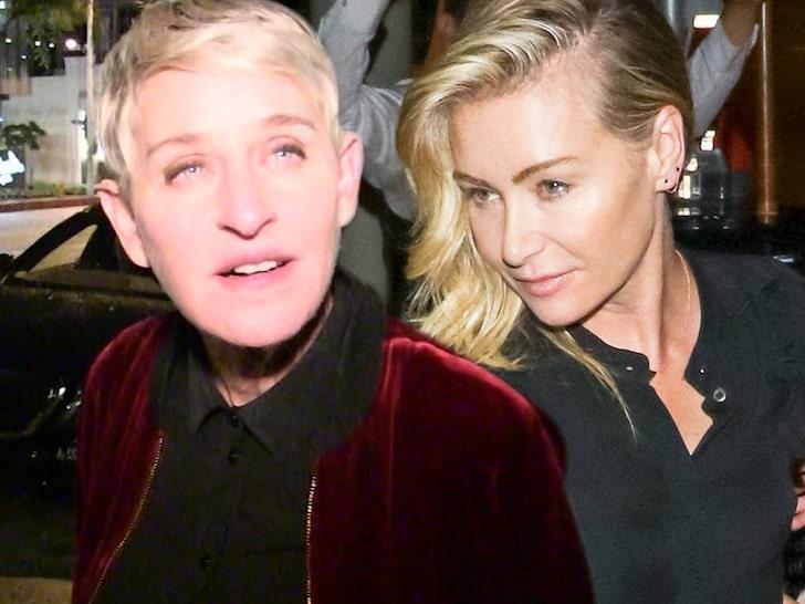 Robbery at Ellen DeGeneres and Portia de Rossi's home