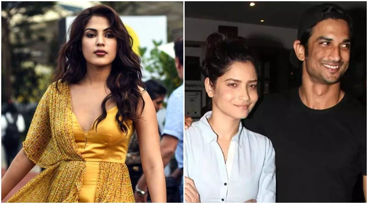 Shocking claims about Rhea Chakraborty made by Ankita Lokhande about her relationship with Sushant Singh Rajput