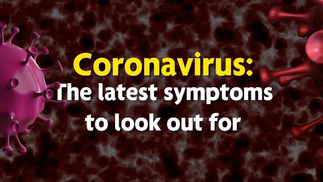 Skin Rashes can also be the Symptom for Coronavirus- NHS Official