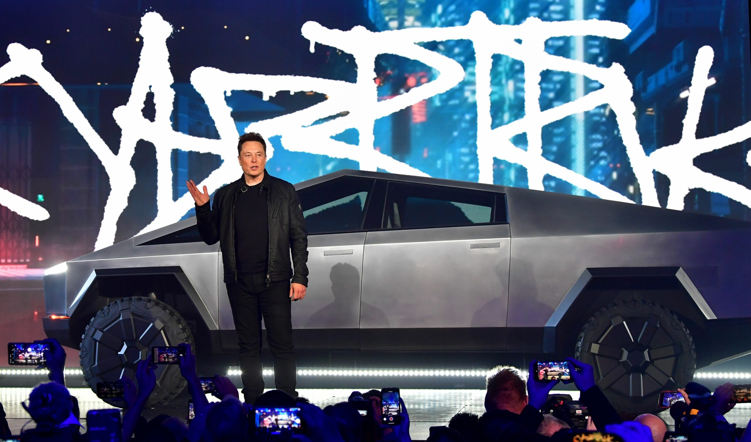 Tesla Is Coming with Two New Electric Cars after Cyber Truck
