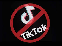 "U.S. government is ""looking at"" banning Tik Tok"