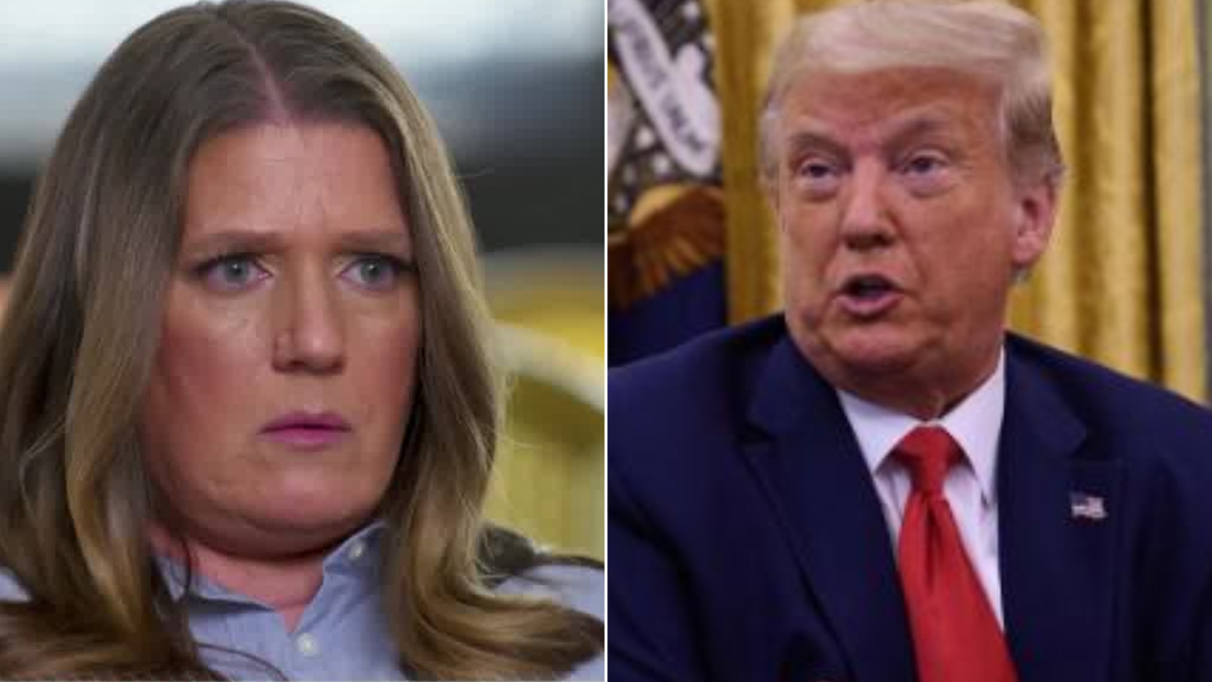 Mary Trump and Her Claims about President Trump's Cognitive test