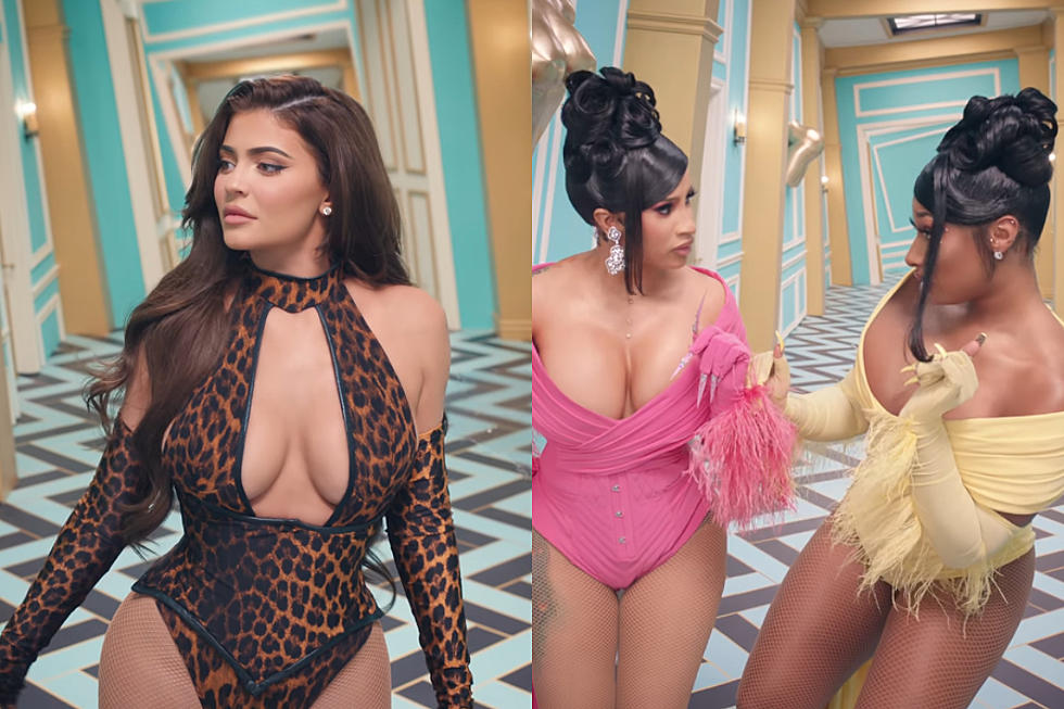 """A petition has demanded Cardi B and Megan Thee Stallion from a new music video, 'WAP"""" to remove Kylie Jenner"""