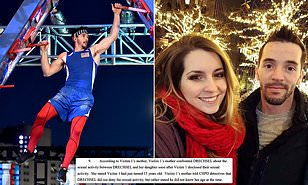 American Ninja Warrior Champ, Drew Drechsel arrested for having Sexual Relationship with a teen girl
