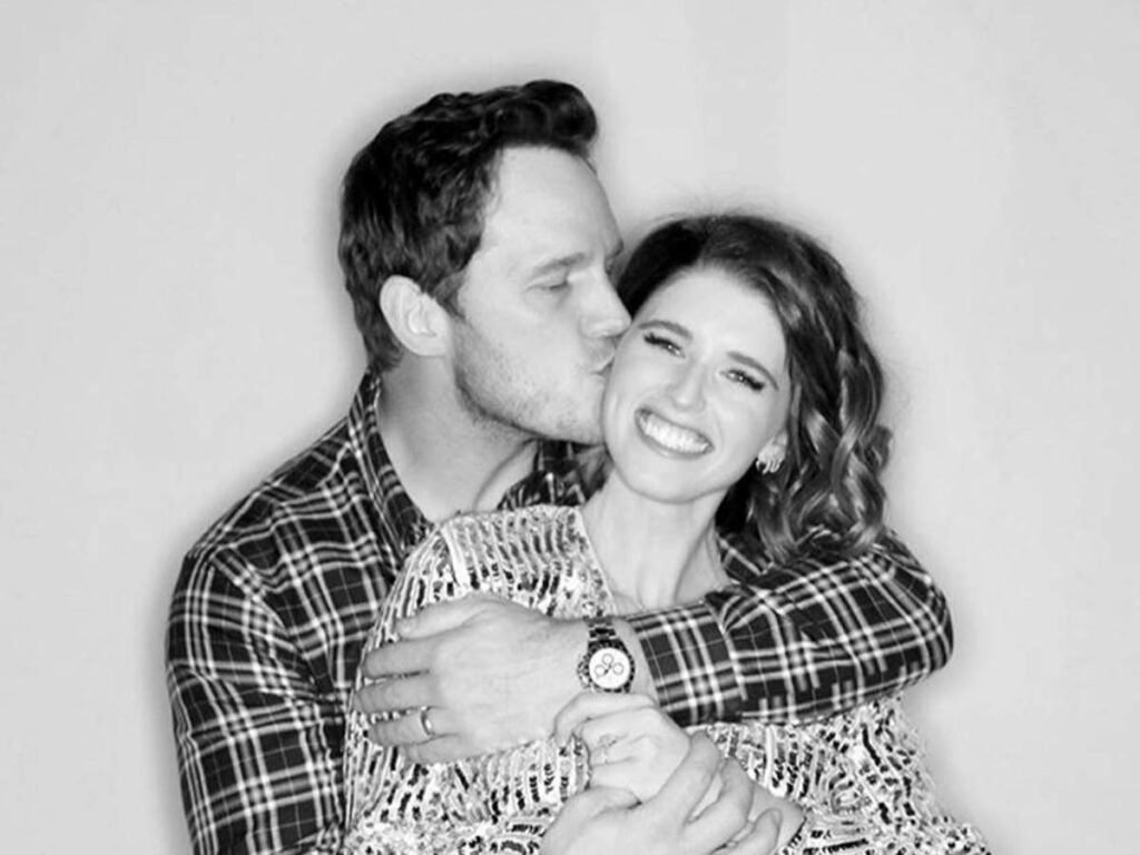 Chris Pratt and Katherine Schwarzenegger had welcomed their first child, confirmed by the brother Patrick