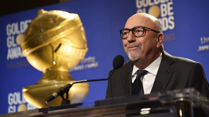 Dead at 68, the Hollywood Foreign Press Association, President Lorenzo Soria