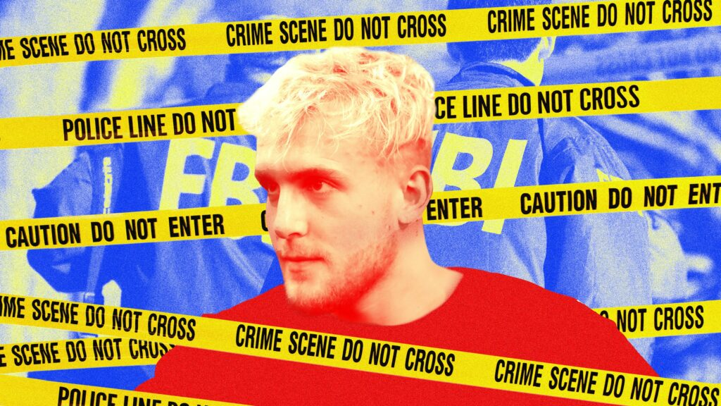 FBI has raided Jake Paul Home for doing an Investigation in a Mall Riot