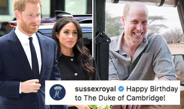 Fans consider it Royal When Prince William and Kate Middleton wished Meghan Markle Birthday on Instagram