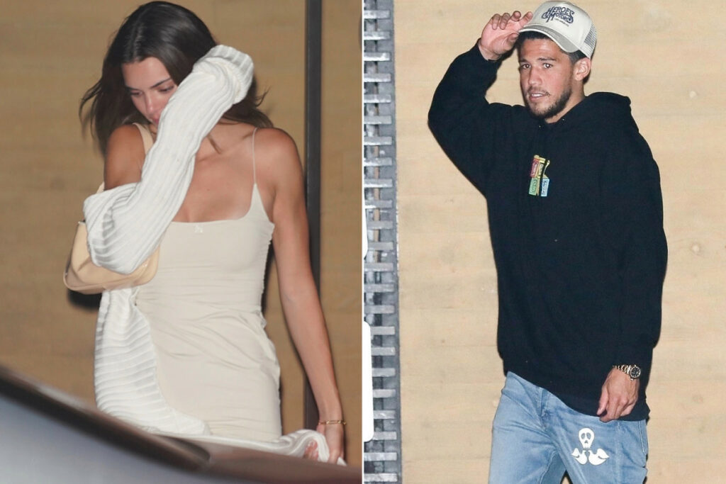 Is Instagram Flirting between Kendall Jenner and Devin Booker a hint for their Ongoing Relationship?