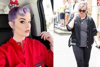 Kelly Osbourne amuses fans with a weight loss of 85 pounds- 'It feels good'.