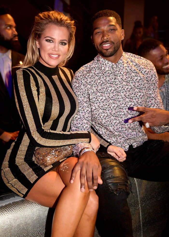 Khloe Kardashian and Tristan Thompson are finally back together