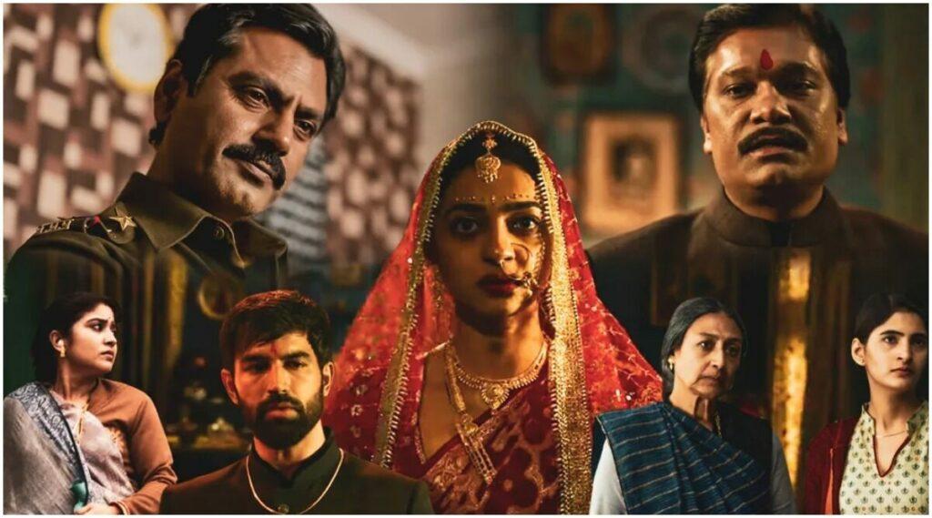 Movie Review- Raat Akeli Hai, a Murder Mystery in Netflix with Nawazuddin Siddiqui as an inspector