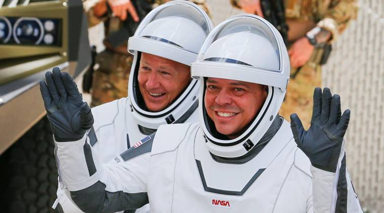 NASA astronauts are headed towards home After being in Orbit for 2 Months