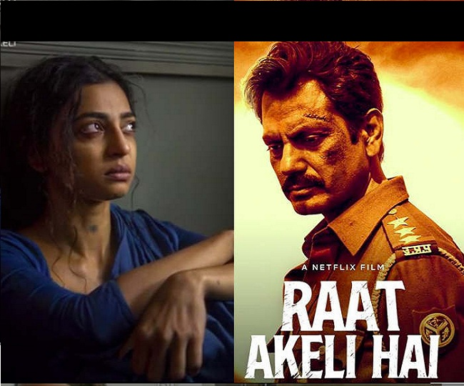 Review about movie Raat Akeli Hai, a murder mystery in Netflix with Nawazuddin Siddiqui as an inspector