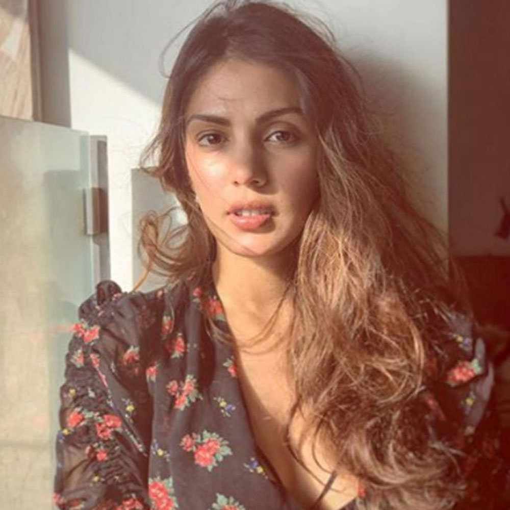 Rhea Chakraborty is not missing: She didn't get any summons from Bihar police- Rhea's Advocate