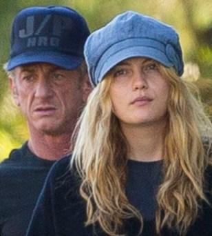 Sean Penn Silently got married to the Leila George, Australian-American Actress