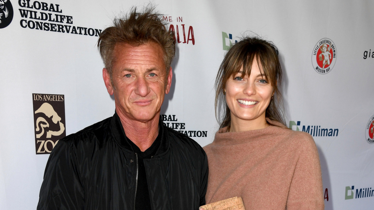 Sean Penn Silently got married to the Leila George, Australian-American Actress