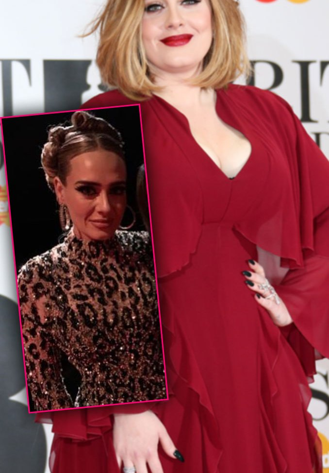 Shocking - Adele Show Off her Weight Loss Journey Through ...