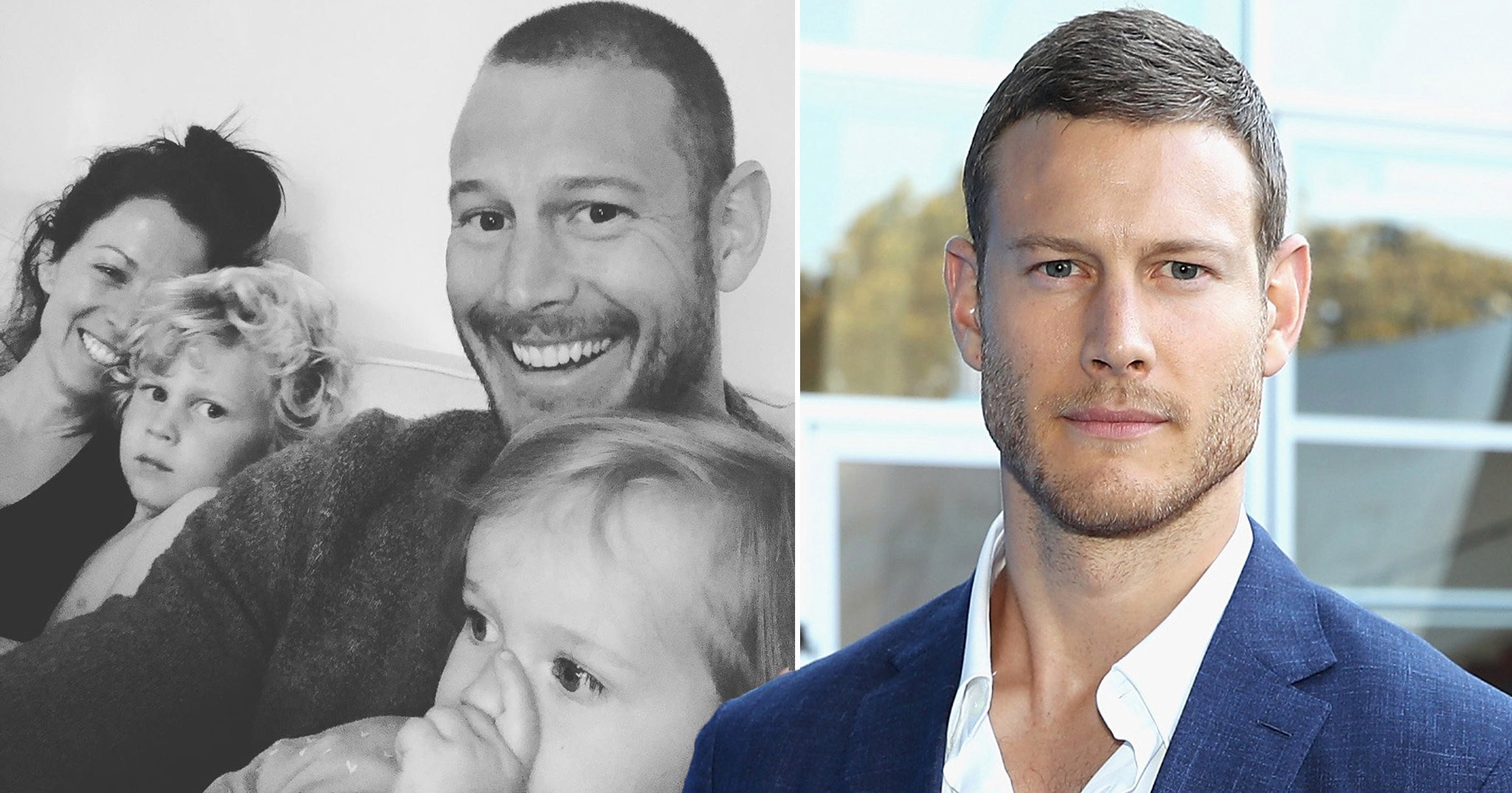 Tom Hopper and Wife Laura Speak Up Over Raising Their Autistic Son: 'His brain Just Works in a Different Way.'
