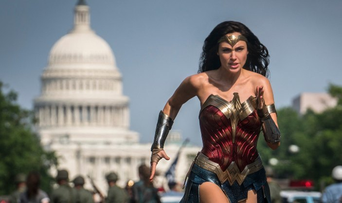 Watch Now - Trailer of Action Movie Wonder Woman 1984 with a new twisted Look for Kristen Wiig's Villain
