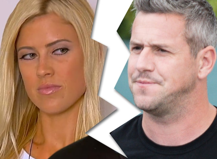 CHRISTINA AND ANT ANSTEAD SEPARATED