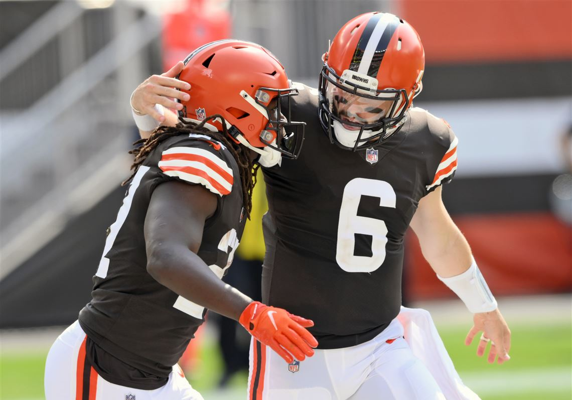 Cleveland Browns had Their First Winning Record in Last Six Years after Defeating Washington on Sunday