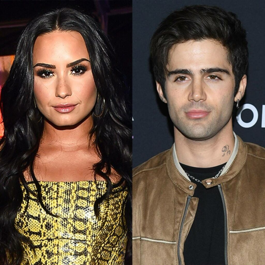 Demi Lovato and Max Ehrich Broke Up After 2 months of Engagement