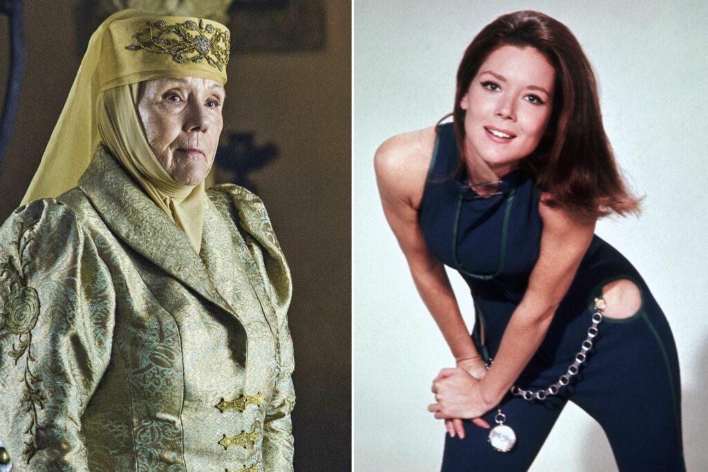 Diana Rigg of Game Og Thrones Died