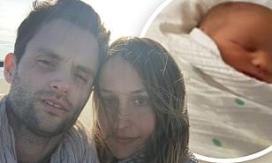 Domino Kirke and Penn Badgley Welcomed Their First Child Together