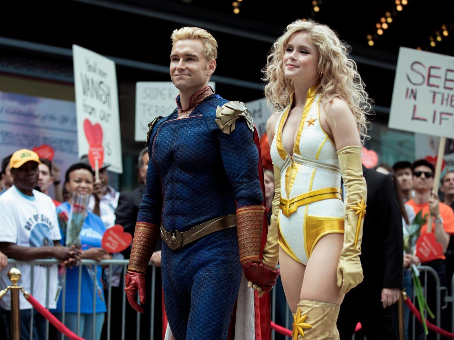 """Erin Moriarty of """"The Boys"""" Steals the Show with her Super Hero Dressup- Let's Know her Better"""