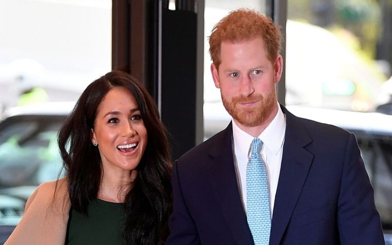 Prince Harry and Meghan Markle signed a multi-year deal with Netflix
