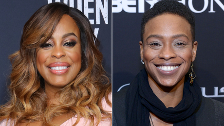 Niecy Nash and Jessica Betts got Married