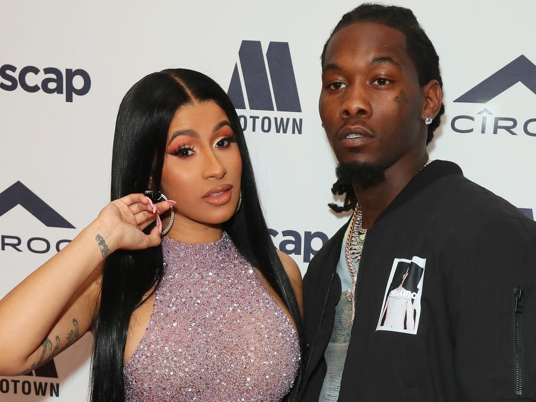 WAP Singer Cardi B Getting Divorce After 3 Years of Marriage