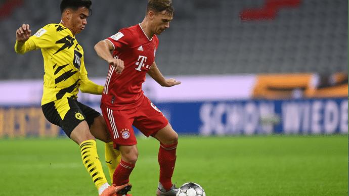 Bayern Munich Won the German Super Cup against Borussia Dortmund