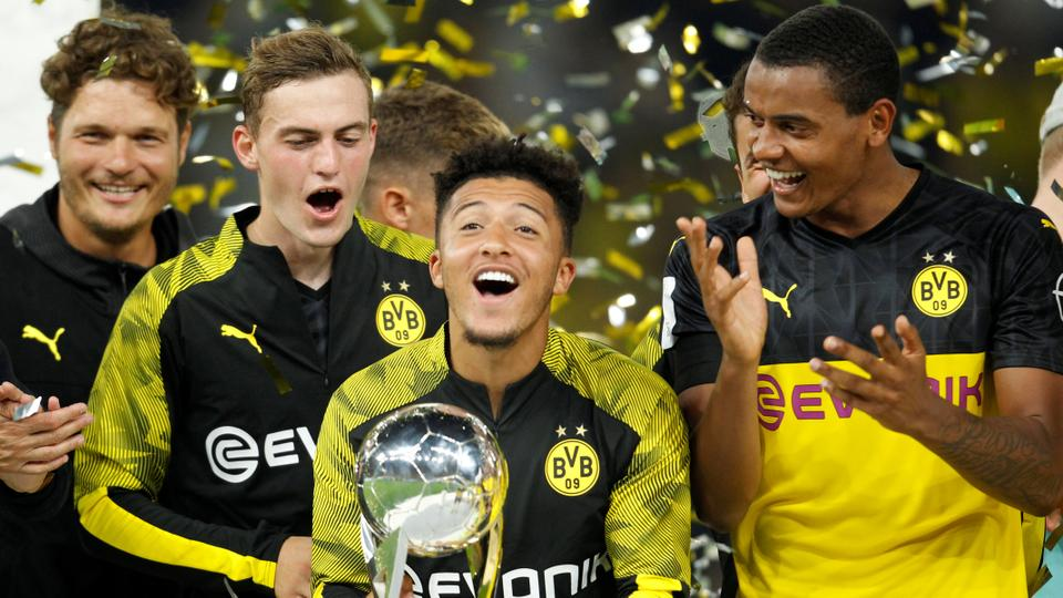 Bayern Munich Won the German Super Cup against Borussia Dortmund