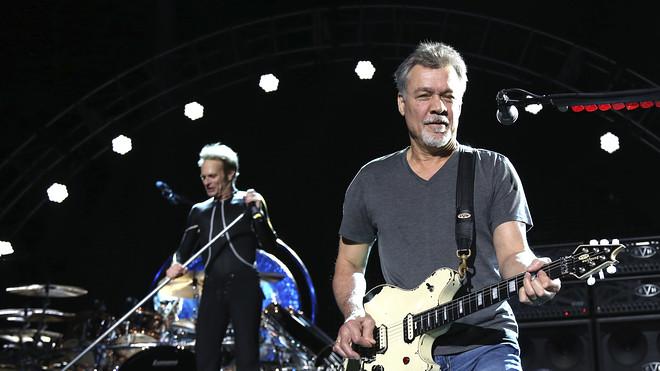 Eddie Van Halen Famous Guitarist Died at 65 - Media Today ...