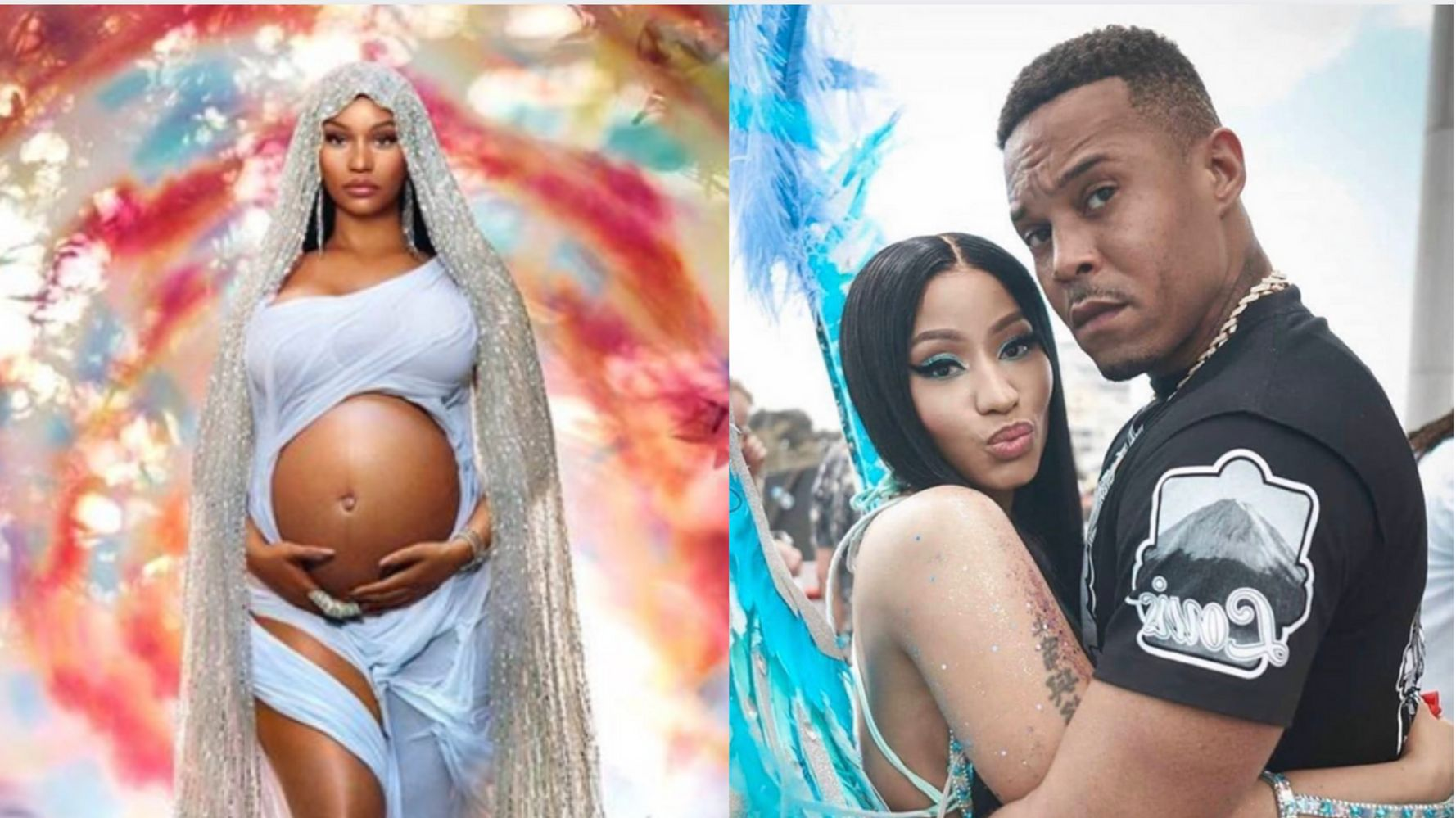 Nicki Minaj is Officially a Mom- Welcomed her First Child