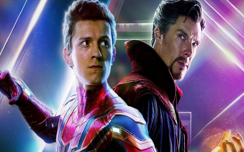 SPIDER-MAN 3 Adds Benedict Cumberbatch As Doctor Strange - Peter Parker's New Mentor!