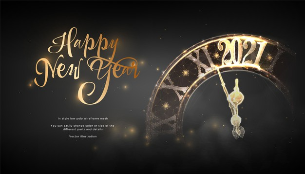 Wishing you a very Happy New Year 2021