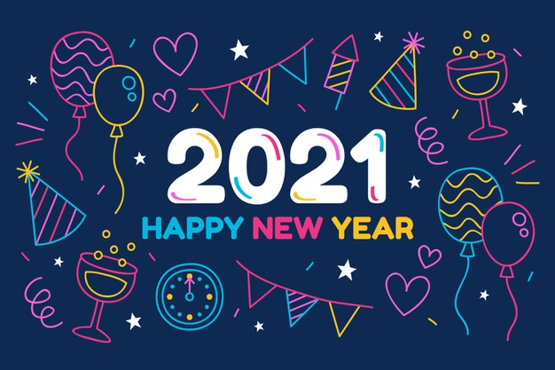 Happy new Year 2021 picture Image