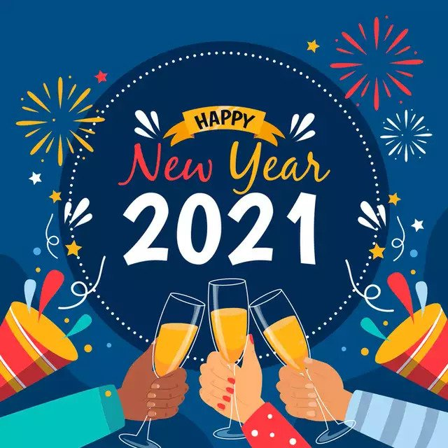 Happy new Year 2021 picture