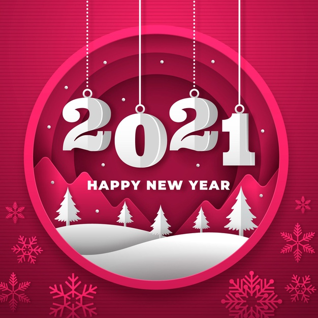 May God Bless You - Happy New Year