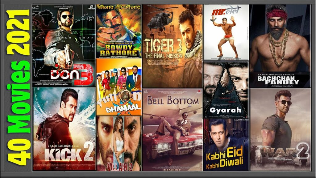 Upcoming Bollywood Movies 2021