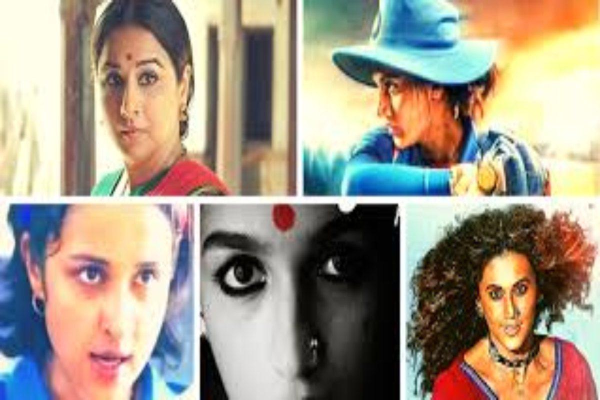 Women-Centric Bollywood Movies